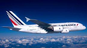 premium class Air France